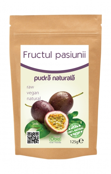 Fructul pasiunii pulbere 125g 0