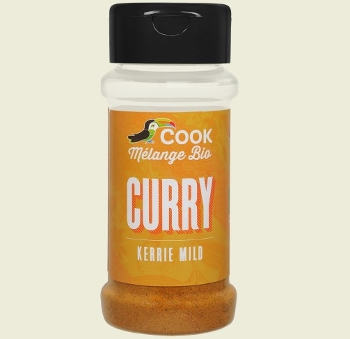 Mix de condimente curry bio 35g Cook                                                                 0